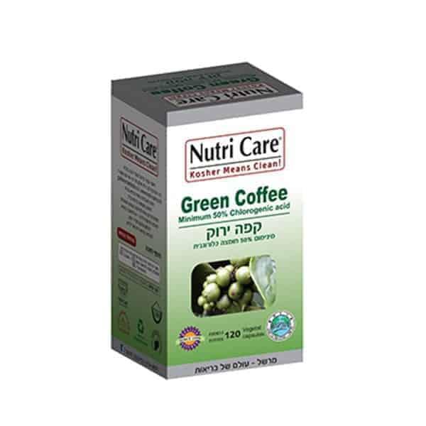 קפה ירוק – נוטריקר