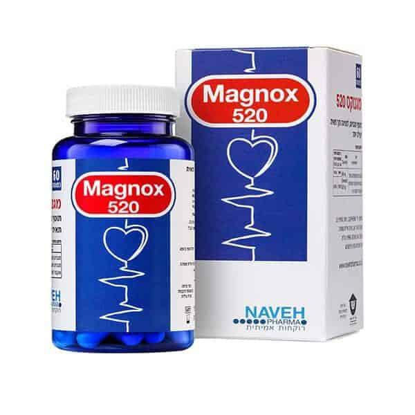 Magnox – מגנוקס 520 – מגנזיום – נווה פארמה