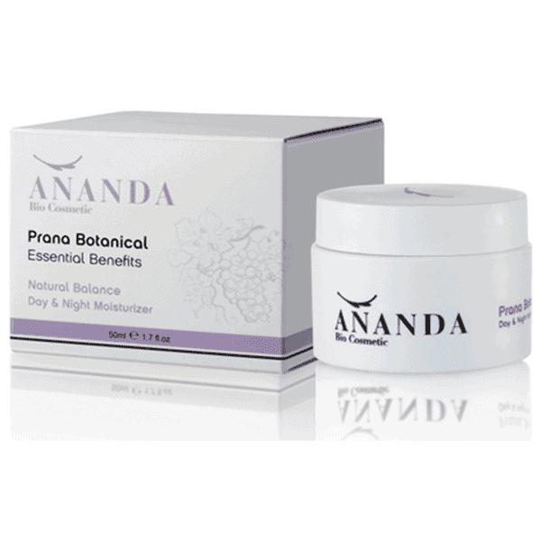 קרם פנים מעניק לחות לבוקר ולערב – אננדה