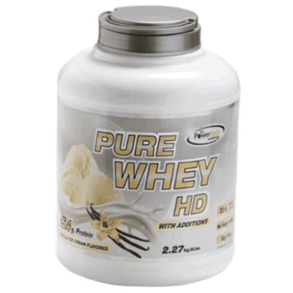 """אבקת חלבון פיור איזולט 2.27 ק""""ג  – מגוון טעמים – פאוורטק PowerTech"""