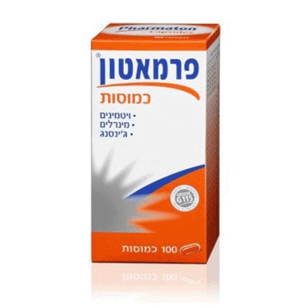 פרמאטון מולטי ויטמין – Pharmaton