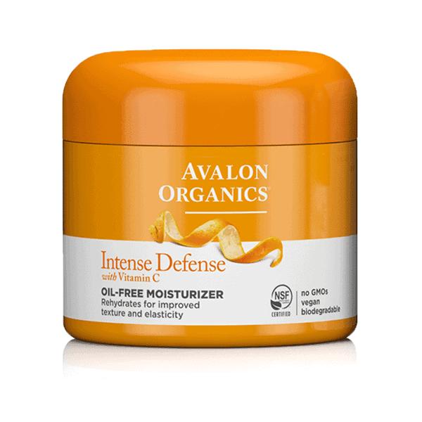 קרם פנים נטול שומן – סדרת ויטמין C – אבלון אורגניקס