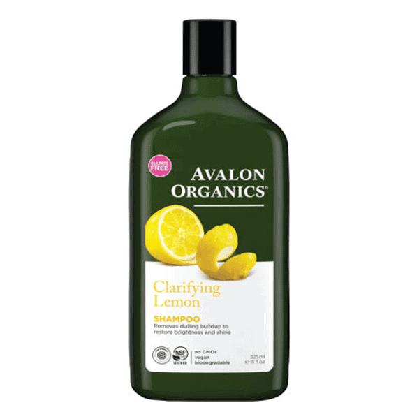 שמפו אורגני לימון – אבלון אורגניקס