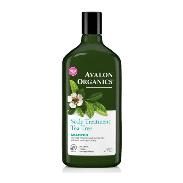 שמפו אורגני עץ התה – אבלון אורגניקס
