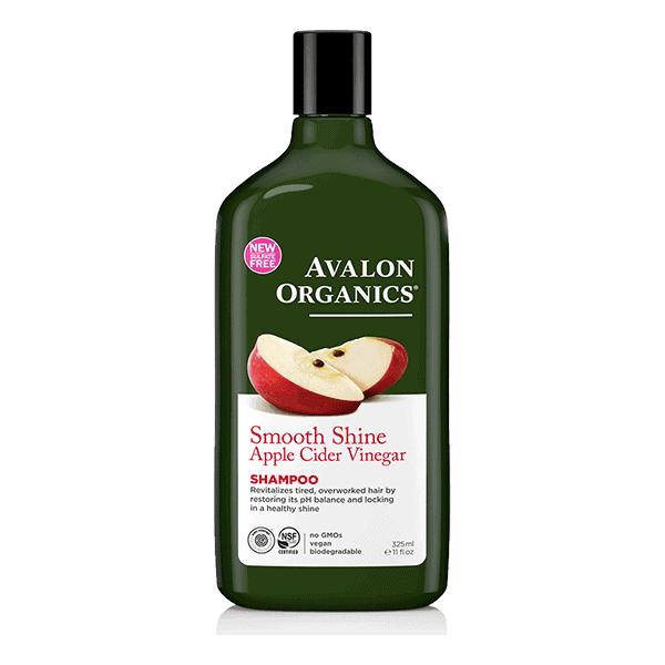 שמפו חומץ תפוחים – אבלון אורגניקס
