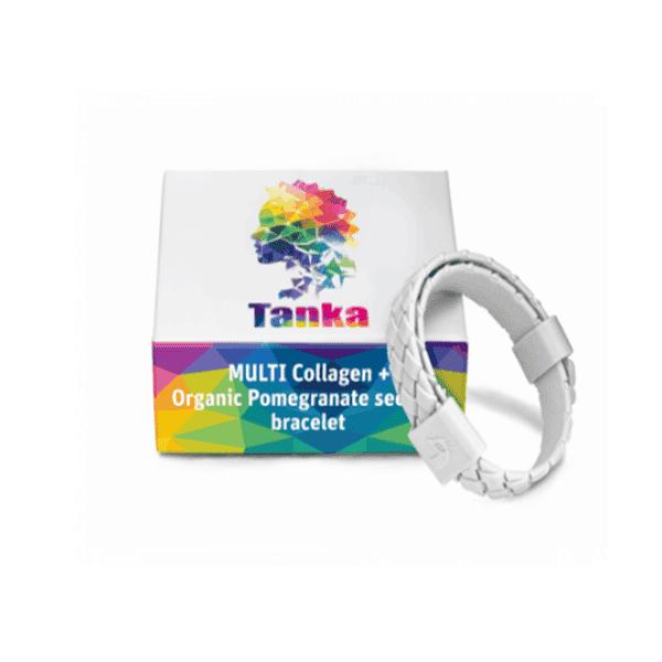 צמיד מולטי קולגן וזרעי רימונים – Tanka טנקה