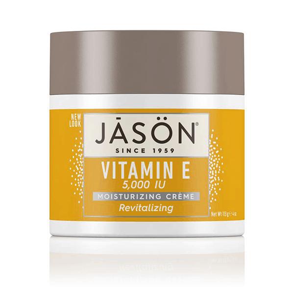 קרם ויטמין E להחייאת העור 113 גרם – ג'ייסון Jason