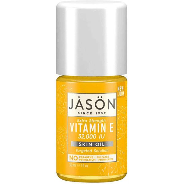 שמן ויטמין אי E - ג'ייסון (Jason (32,000 IU