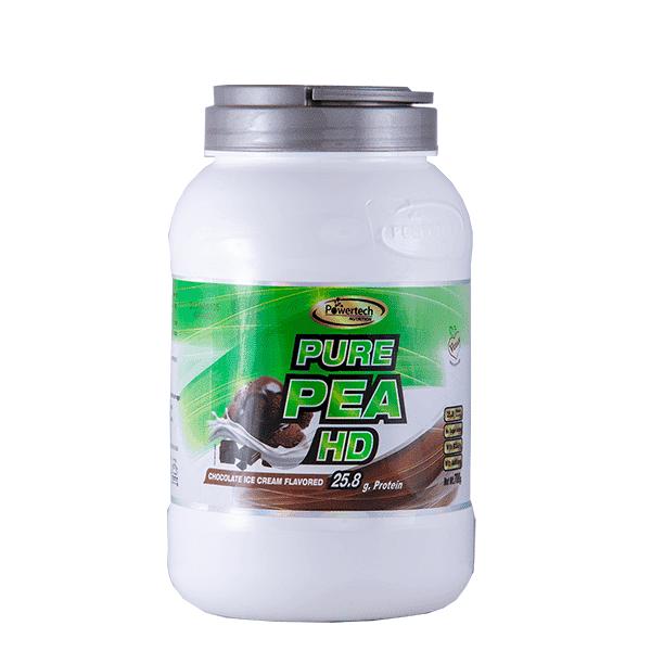 אבקת חלבון אפונה HD (700 גרם) בטעמים שונים – פאוורטק