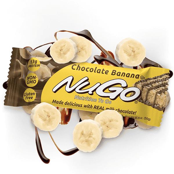 חטיף בריאות נוגו NUGO – מבחר סוגים וטעמים