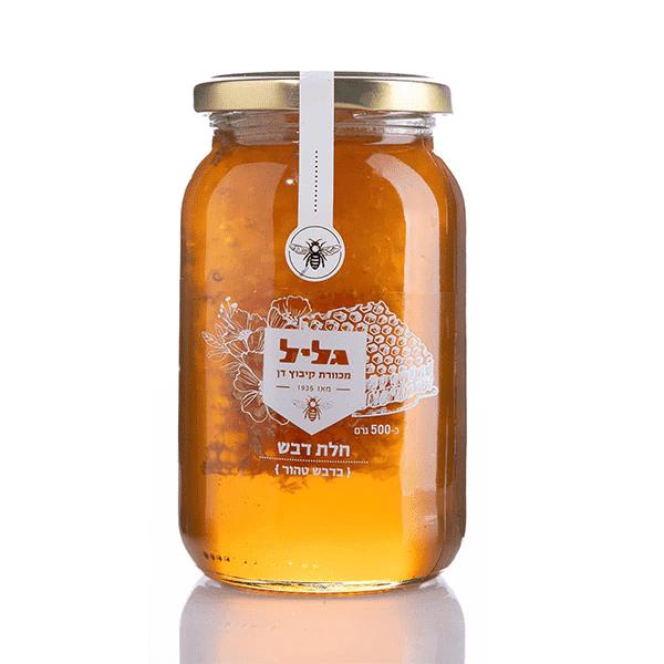 יערת דבש – 500 גרם – דבש גליל